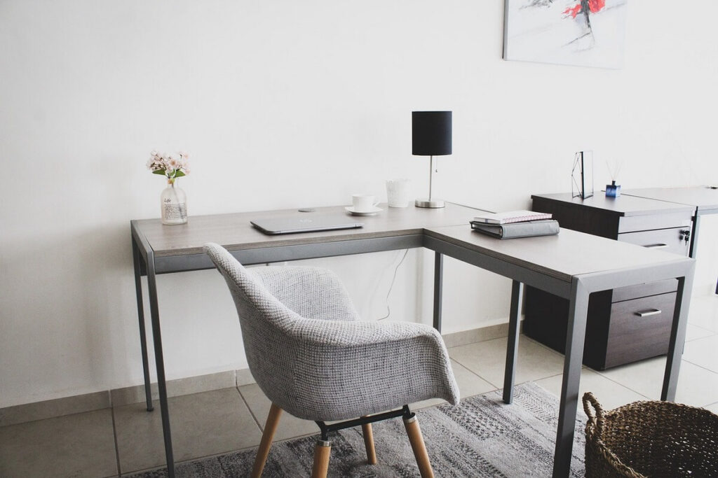 Create an open space in your home
