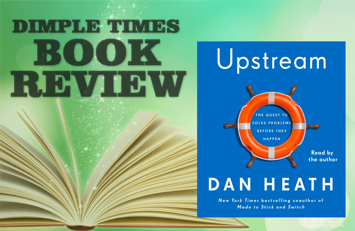 Moving upstream of problems - Book Review