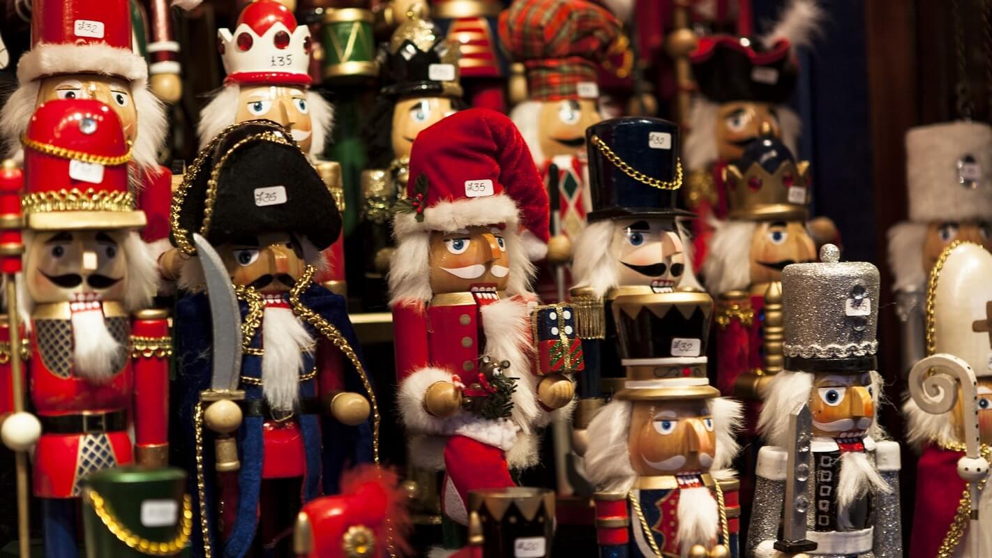 Why do Nutcrackers highlight Christmas season