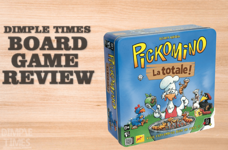 Boardgame Review Pickominoes