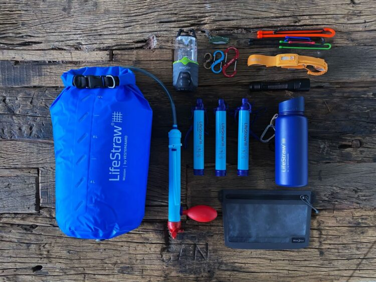 Convenient, Functional Gear Prepares You for Adventures or Emergencies