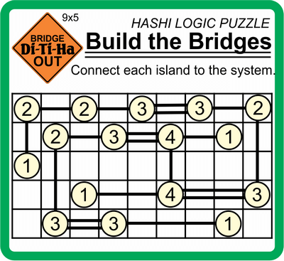 Di-Ti-Ha Bridge Puzzle January 14, 2021