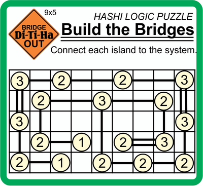Di-Ti-Ha Bridge Puzzle January 28, 2021