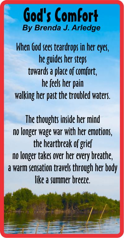 Gods Comfort Poetic Pauses