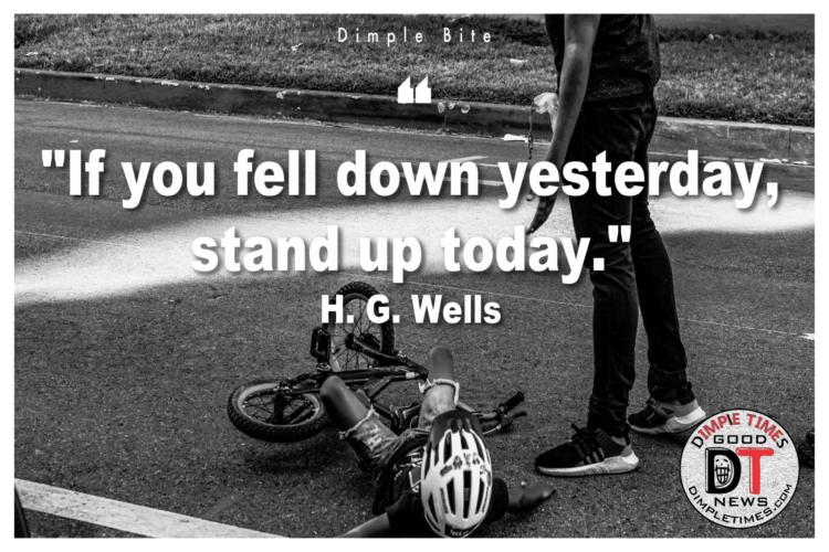 HG Wells quote