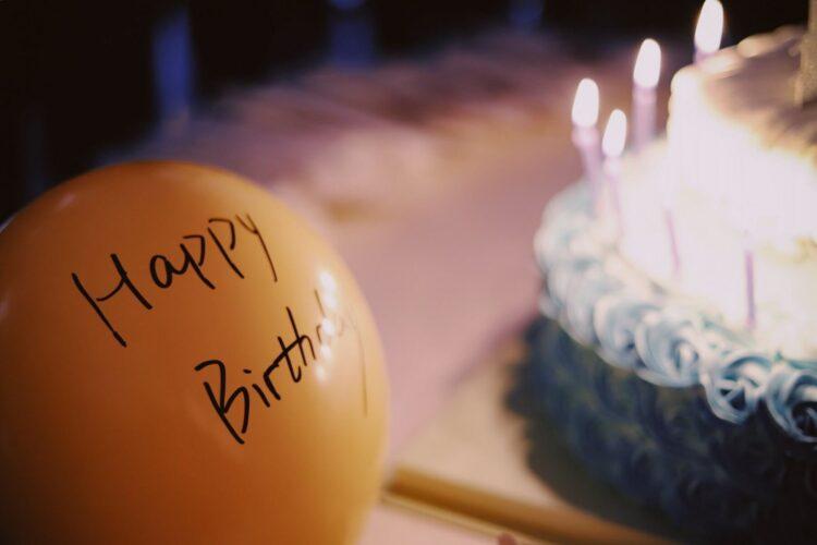 Happy Birthday February 2021