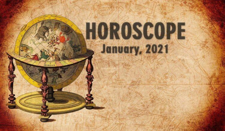 January 2021 Monthly Horoscope