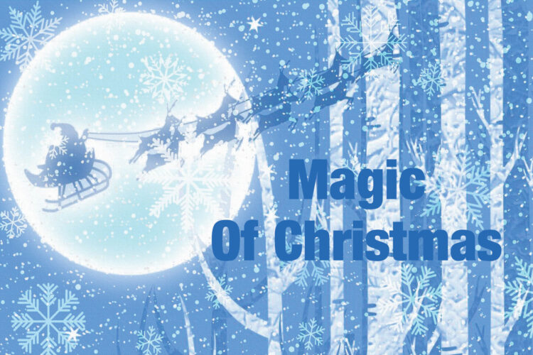 Magic of Christmas Poetry 2020
