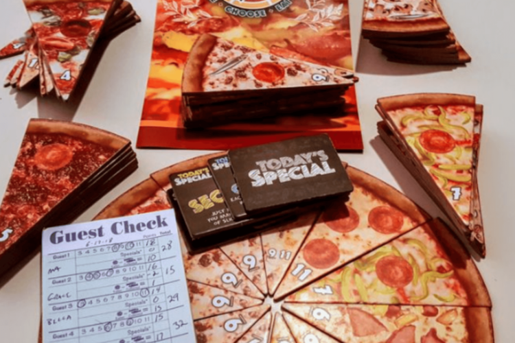 New York Slice by Bezier Games