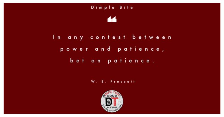 WB Prescott quote
