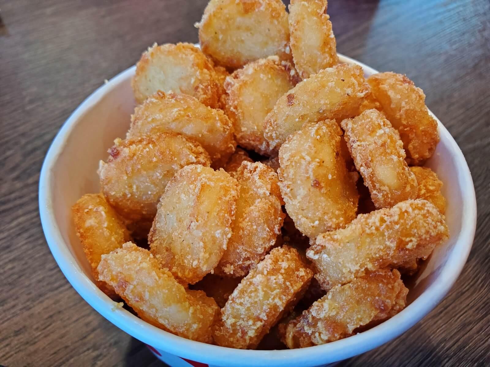 Potato Oles at Taco Johns