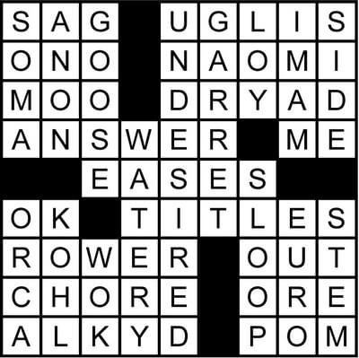 Surging Snowflaks Word Search February 11, 2021