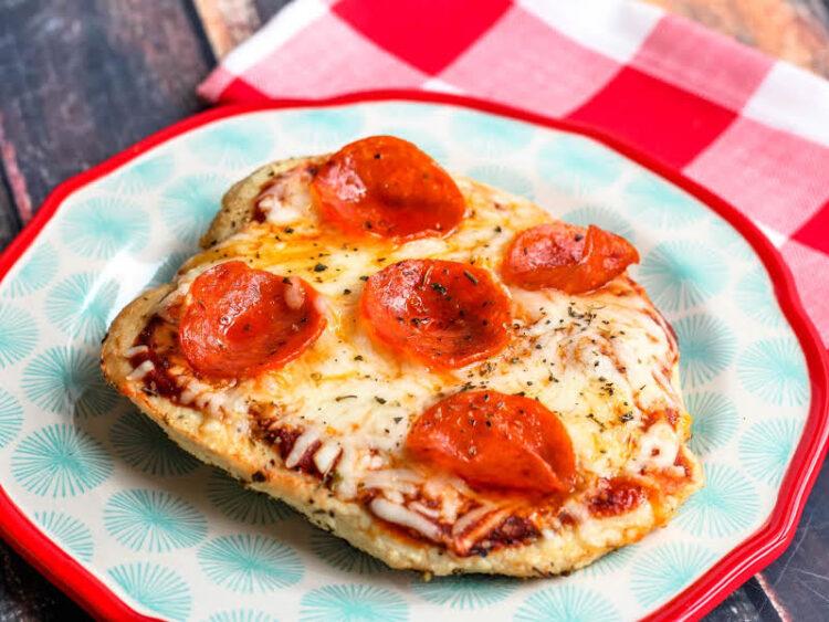 Air Fryer Pizza Chicken