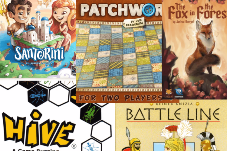 Boardgames for couples
