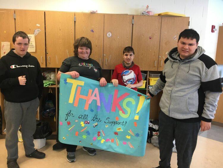 Brooks-Yates School closing, inclusion growing