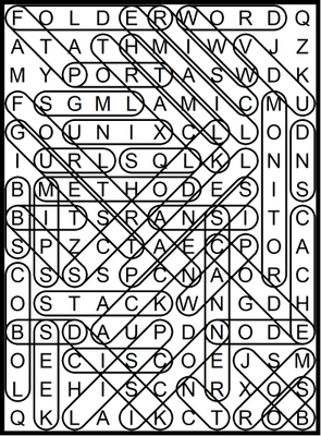 Computer Science Smash Up Word Search February 11, 2021
