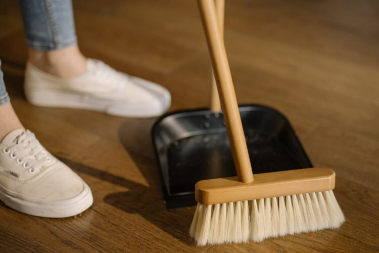Clean The Home And Do The Repairs