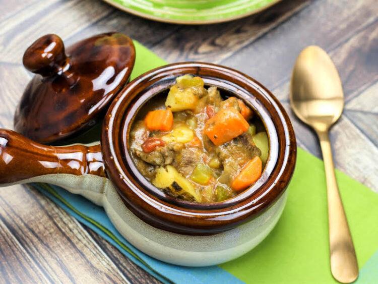 Grandma's beef stew