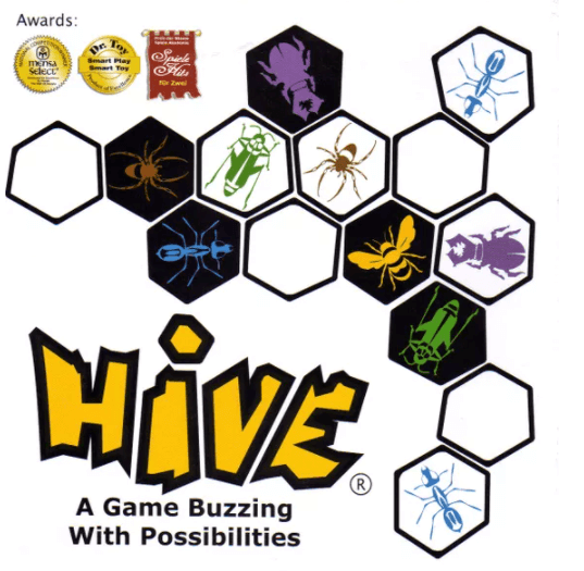 Hive - Bees