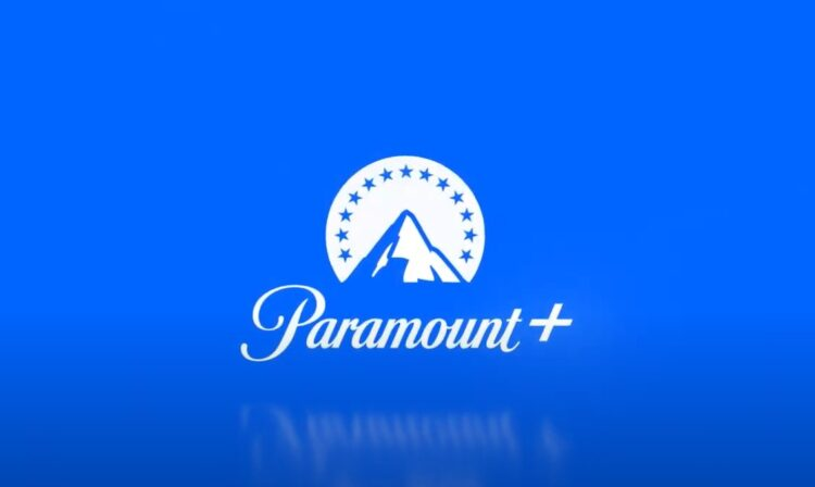 Paramount+ streaming service
