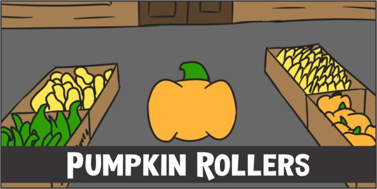 Pumpkin Roller Comic: A Swinkie Meeting