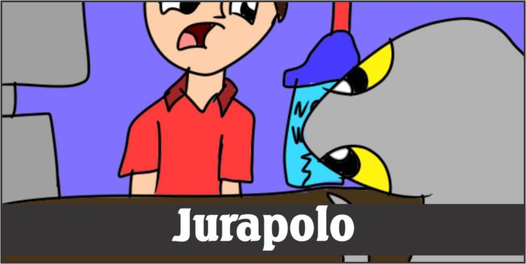 Jurapolo Cover template