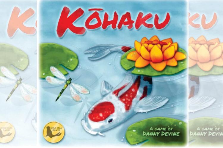 Kohaku by Goal Seal Games