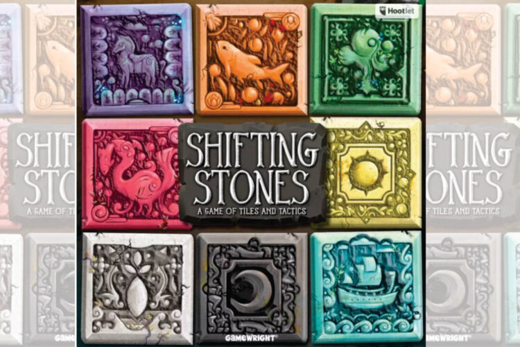Shifting Stones by Gamewright